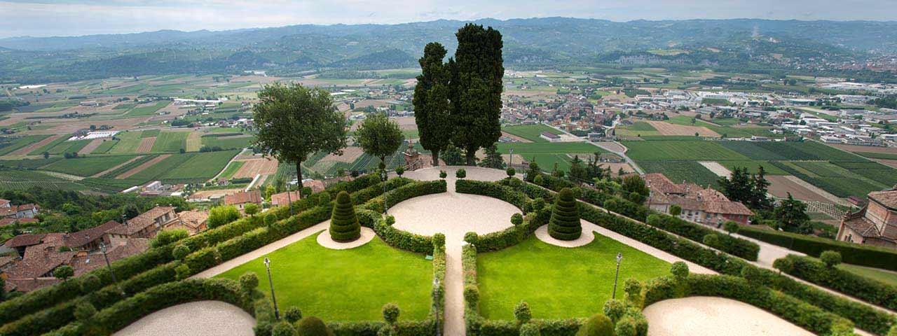 Giardino Castello di Guarene