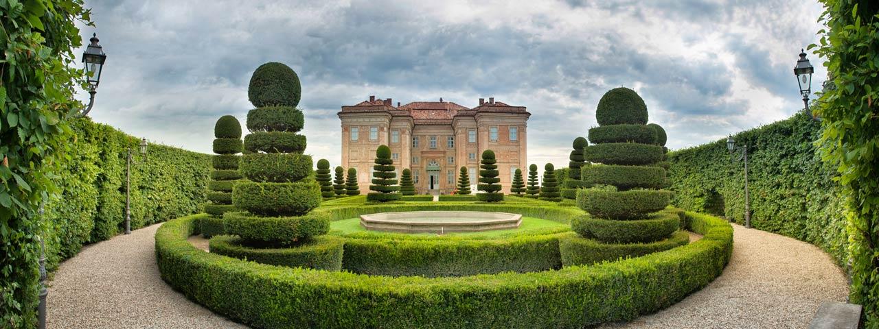 Visite al Castello di Guarene